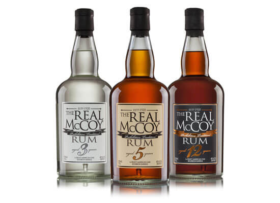 The Real McCoy Rum Meets Manhattan