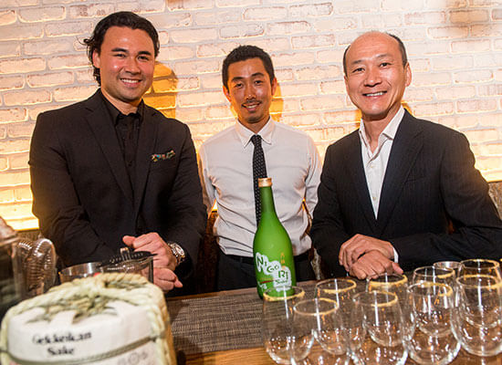 "Event recap: ""Sake: Unfiltered"""