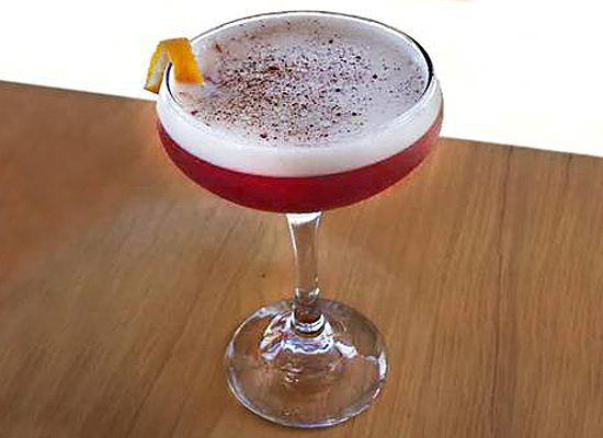 Farmers' Almanac Cocktail