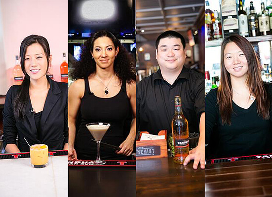 Tanduay Asian Rum Launches Mixology Program