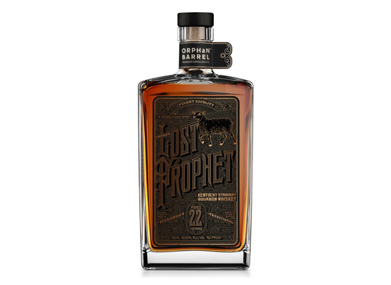Introducing 22-Year-Old Lost Prophet – The Fourth Release from the Orphan Barrel Whiskey Distilling Company