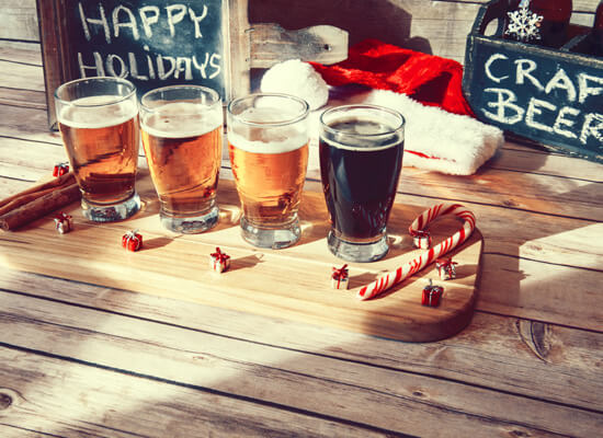 It's the Most Wonderful Time for Craft Beer