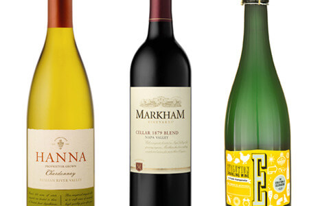 Three Picks for an Affordable Red, White and Bubbly this Holiday Season