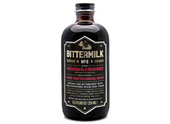 Bittermilk Launches No. 6 Oaxacan Old Fashioned