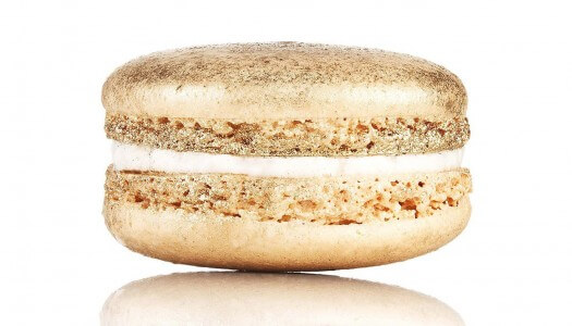 Champagne Macarons From Dana's Bakery