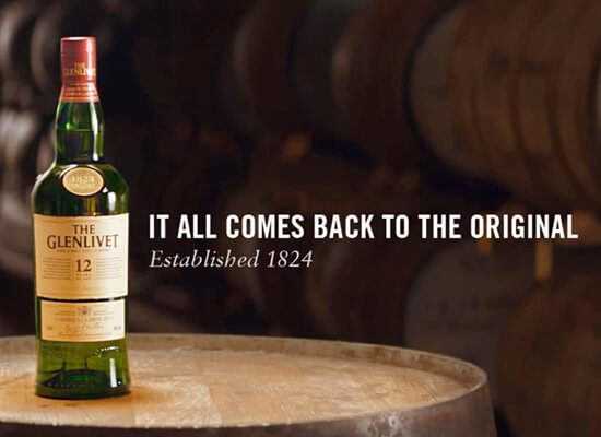 The Glenlivet Launches 1st Ever TV Ad in the U.S.