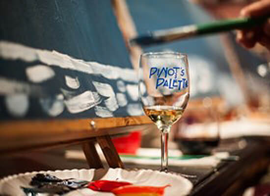 Pinot's Palette to Feature The Dreaming Tree Wine in Locations Nationwide