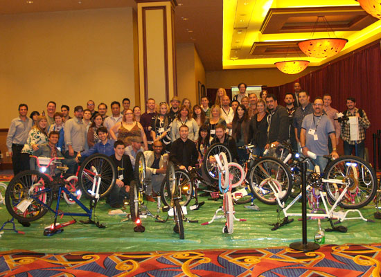"""""""Project Broken Wheel"""" Gives Children Their Wish of a Bicycle Come True This Holiday Season"""