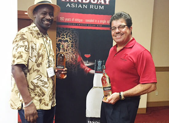 Tanduay Takes Tampa at the USBG 5th Annual Repeal Day Conference