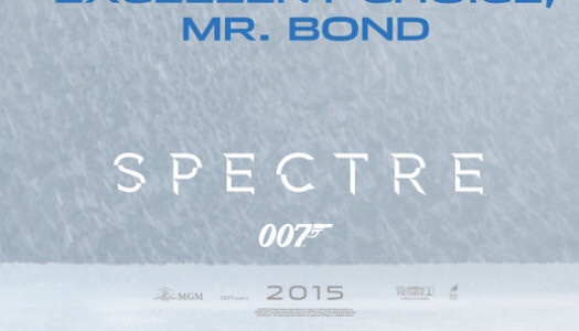 Belvedere Vodka Announces Partnership with SPECTRE, the 24th James Bond Adventure
