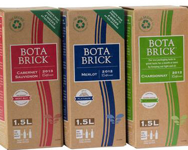 Bota Box Launches Bota Brick