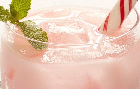 Chilled Drink of the Week: Candy Cane Cooler