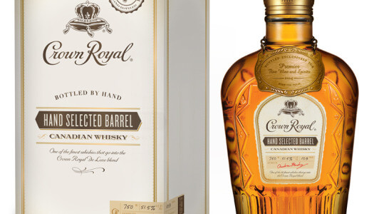 Crown Royal Single Barrel Whiskey Hand-Selected For Texas