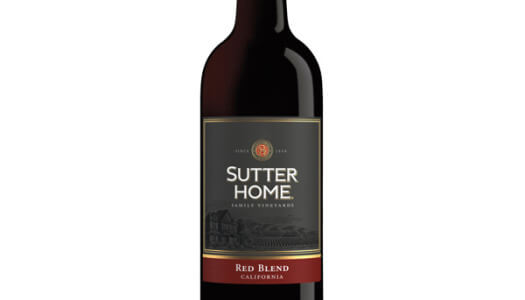 Sutter Home Launches New Red Blend