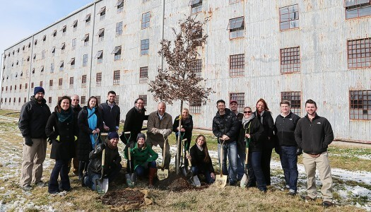 Angel's Envy Donates $10k to the Arbor Day Foundation