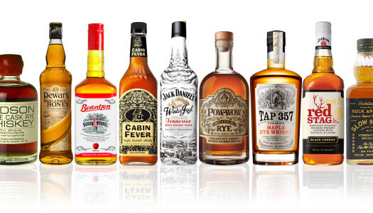 It Ain't All Fireball: 9 Flavored Whiskeys That Are Here to Stay
