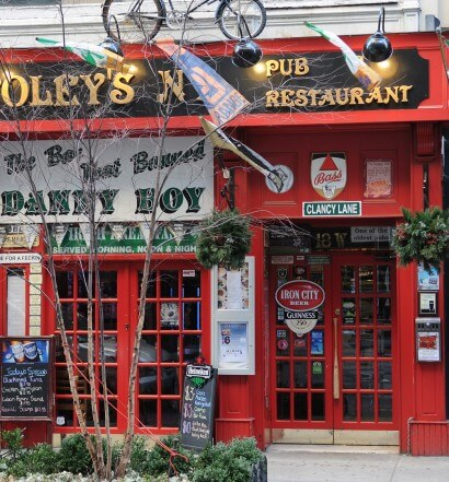 Foley's NYC