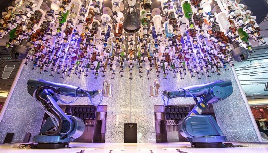 Robotic Bartenders are Here – But Can They Mix a Drink?