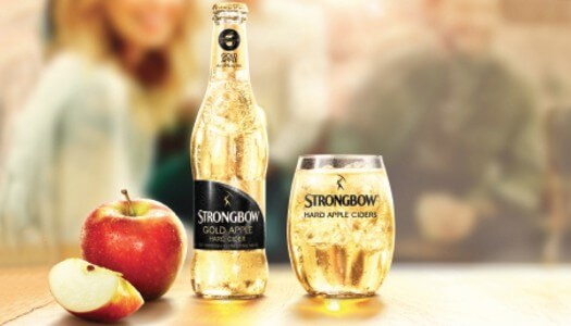 Strongbow Announces Details of Cider at its Bestest Retail and On-Premise Program