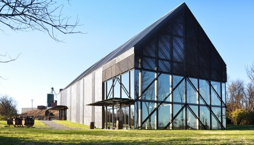 Wild Turkey® Visitor Center Wins Top Honor For Architecture
