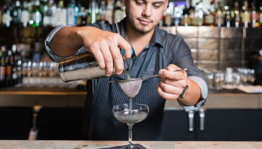 Featured Mixologist Matt Allred