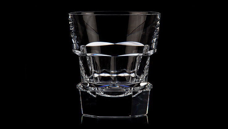Abysse Baccarat Old Fashioned Glass