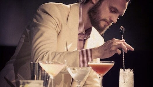 Featured Mixologist Alejandro Gkikopoulos