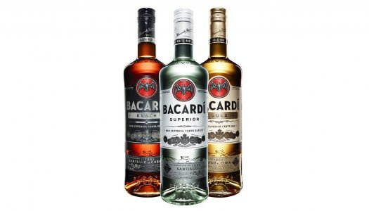 Bacardi® Rum Unveils Bold New Package Design