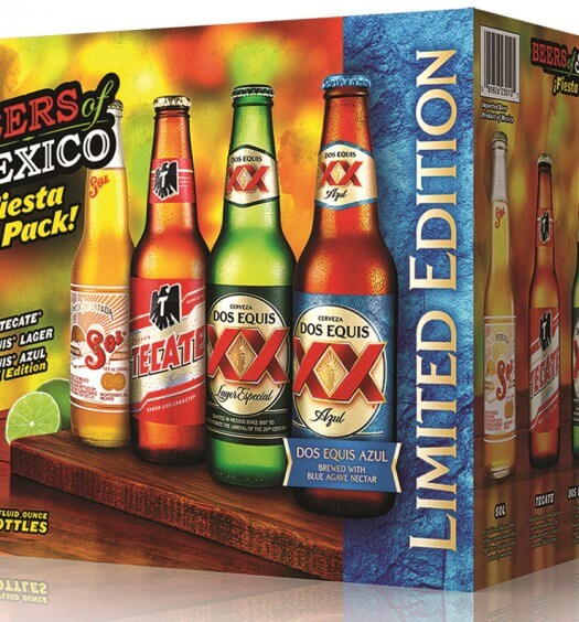 Beers of Mexico Fiesta Pack
