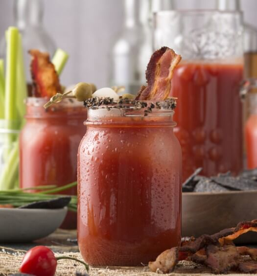 Bottled Bloody Mary