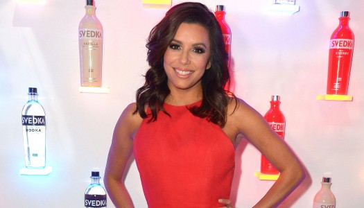 Eva Longoria Plays Stupid Cupid with SVEDKA Vodka