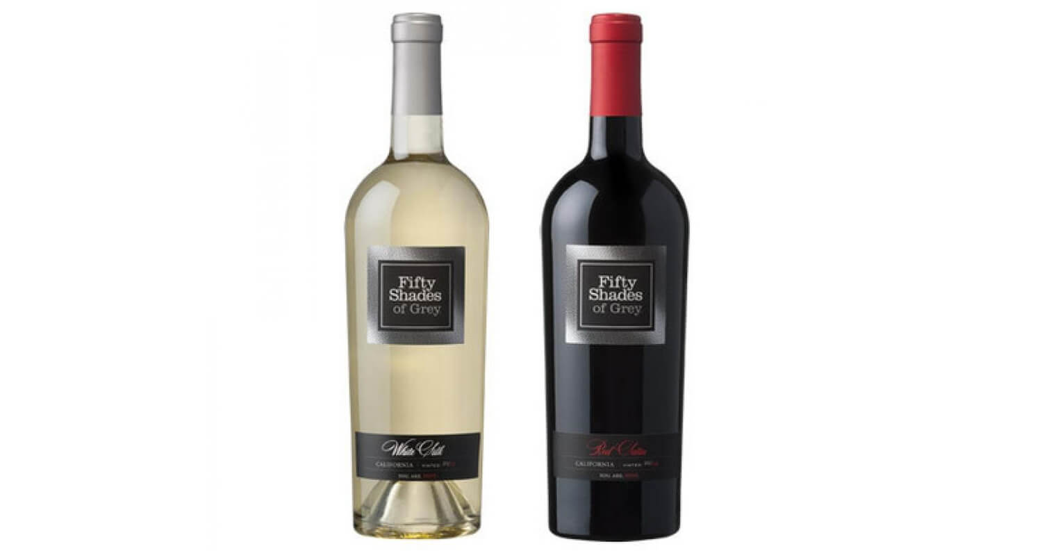 Fifty Shades of Grey Wine