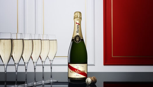 G.H. Mumm Becomes the Official Champagne Sponsor of the Kentucky Derby