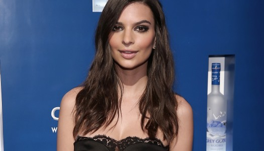 Sports Illustrated Swimsuit Stunner Emily Ratajkowski Hosted Stadiumred NY Grammy Viewing Party Presented by Grey Goose VX
