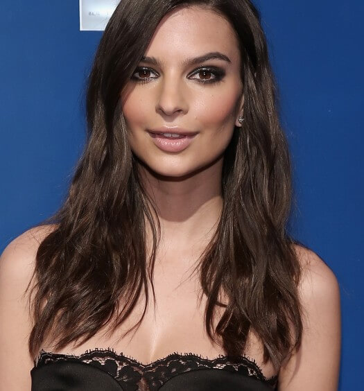 Model Emily Ratajkowski attends the GREY GOOSE and Stadiumred New York VIP Grammy Awards Party on February 8, 2015 in New York City