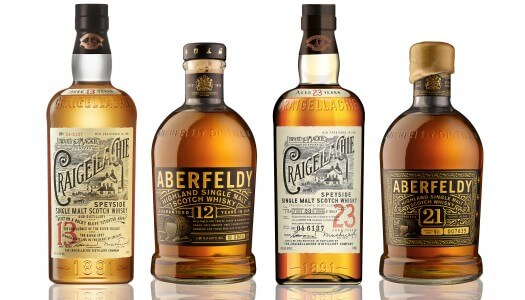 """John Dewar & Sons Launches """"Last Great Malts"""" Collection"""