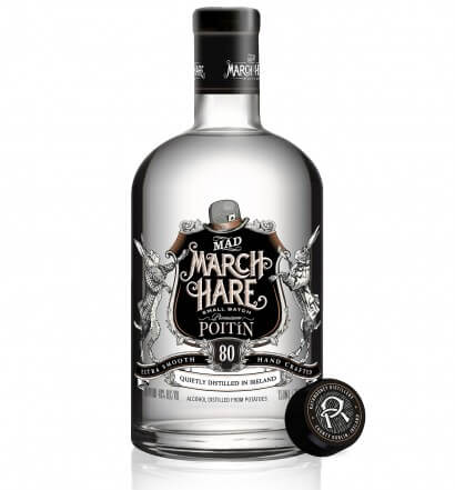 Mad March Hare Small Batch Poitin