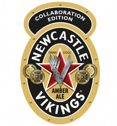 Newcastle Vikings Amber Ale