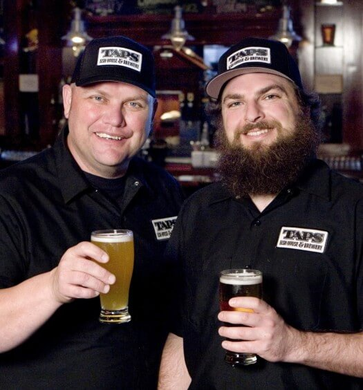 Excitement Brewing at TAPS with Return of Two 'Brew Crew' Veterans