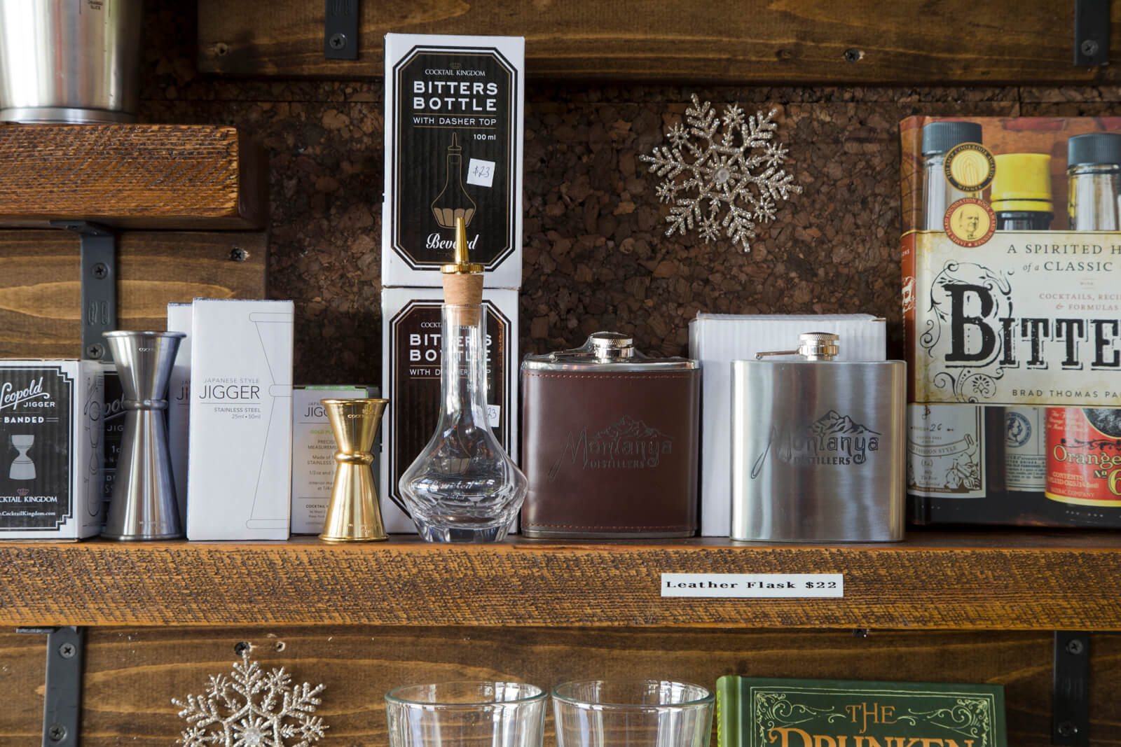 Tasting Room Shop - Bitters and More