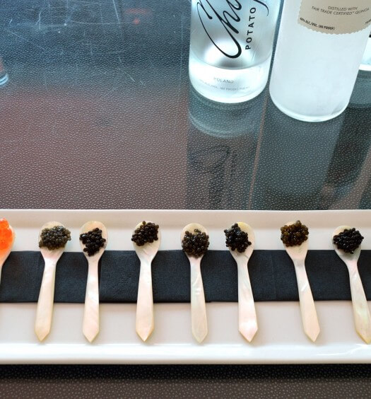 Vodka and Caviar