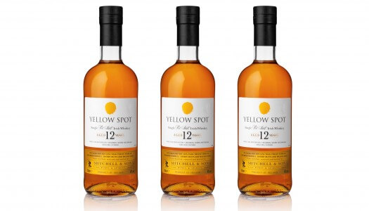 Yellow Spot Single Pot Still Irish Whiskey Enters U.S. Market