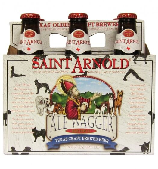 Saint Arnold Ale Wagger