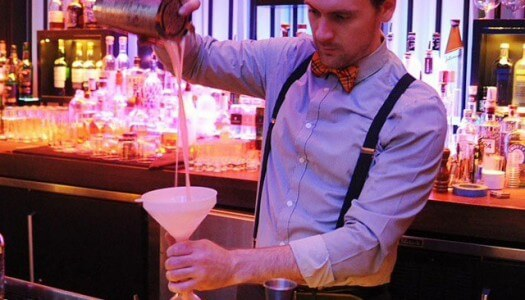 Featured Mixologist Collin Bleess