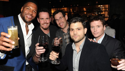 Hennessy Toasts to GRAMMY Awards Host LL COOL J and Michael Strahan
