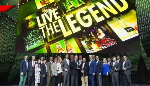 HEINEKEN USA Awards Dallas' Andrews Distributing Co. with 8th Annual 1864 Award for Responsibility