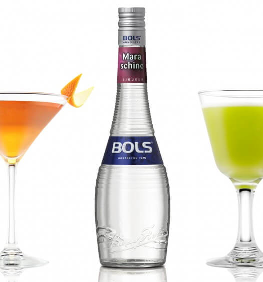 Lucas Bols USA Introduces Maraschino Liqueur in the U.S.
