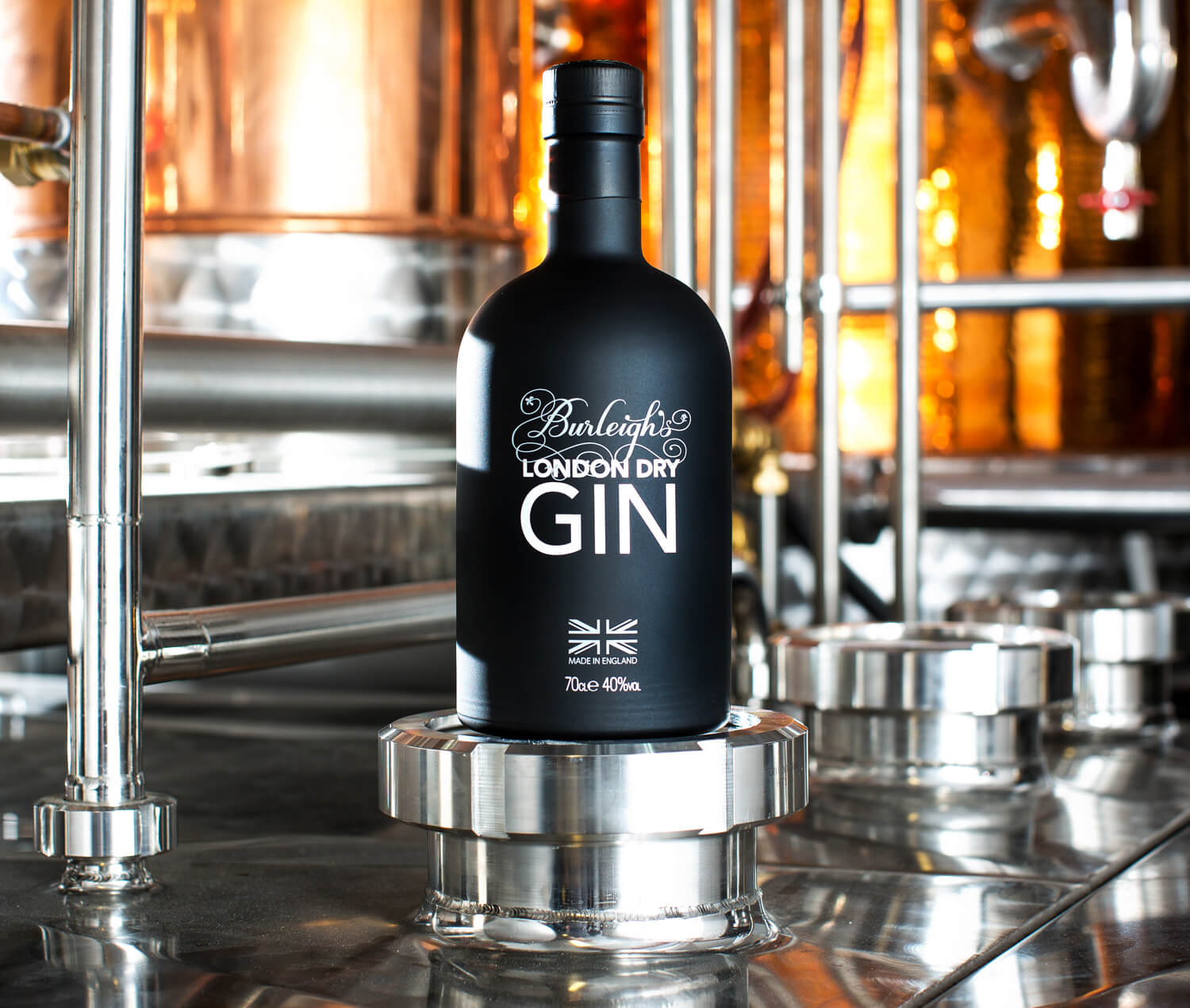 Burleighs Gin 45 West Distillery