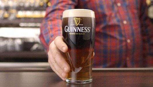 Guinness Hosts Happy Hour on St. Patrick's Day at Swift Bar, NYC