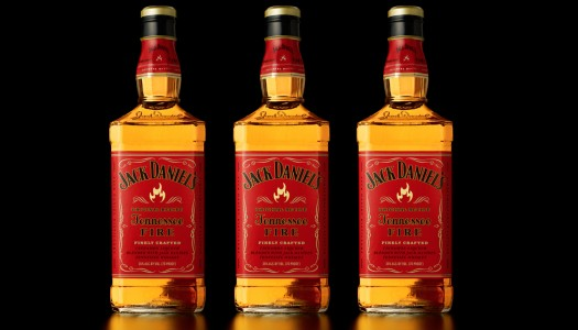 "Jack Daniel's Launches ""Tennessee Fire"""
